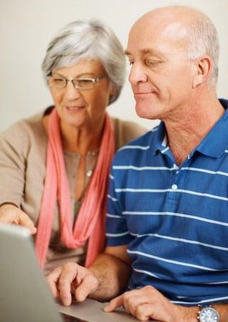 Older patients use EMR technology