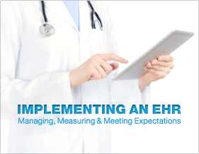 FREE Whitepaper  Implementing an EHR